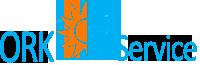 Лого компания ork-service.