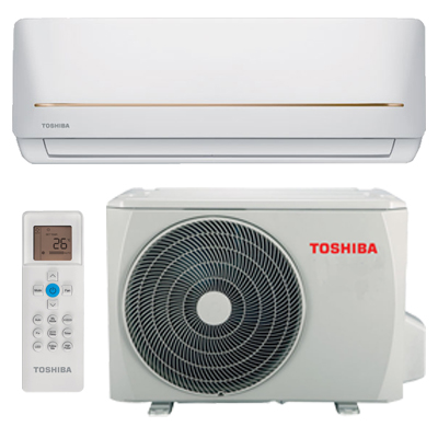 Кондиционер Toshiba RAS-09U2KH2S-EE/RAS-09U2AH2S-EE серии gold