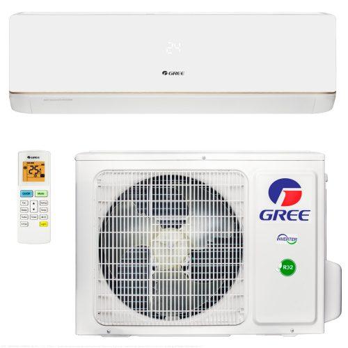 Кондиционер Gree GWH09AAB-K6DNA5A-Wi-fi серия Bora inverter